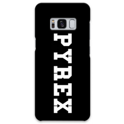 COVER PYREX per SAMSUNG GALAXY SERIE S, S MINI, A, J, NOTE, ACE, GRAND NEO, PRIME, CORE, MEGA