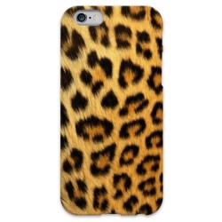 COVER TIGRE LEOPARDO per iPhone 3g/3gs 4/4s 5/5s/c 6/6s Plus iPod Touch 4/5/6 iPod nano 7