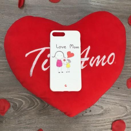COVER FESTA DELLA MAMMA 1 per iPhone 3gs 4s 5/5s/c 6s 7 8 Plus X iPod Touch 4/5/6 iPod nano 7