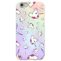 COVER UNICORNO per iPhone 3g/3gs 4/4s 5/5s/c 6/6s Plus iPod Touch 4/5/6 iPod nano 7