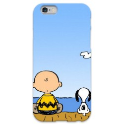COVER SNOOPY MARE per iPhone 3g/3gs 4/4s 5/5s/c 6/6s Plus iPod Touch 4/5/6 iPod nano 7
