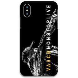COVER VASCO ROSSI NONSTOPLIVE TOUR 2018 per iPhone 3gs 4s 5/5s/c 6s 7 8 Plus X iPod Touch 4/5/6 iPod nano 7