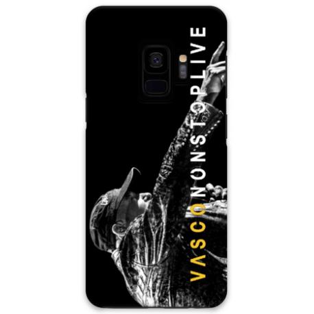 COVER VASCO ROSSI NONSTOPLIVE TOUR 2018 per SAMSUNG GALAXY SERIE S, S MINI, A, J, NOTE, ACE, GRAND NEO, PRIME, CORE, MEGA