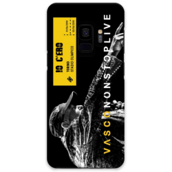 COVER VASCO ROSSI NONSTOPLIVE TOUR 2018 TORINO per SAMSUNG GALAXY SERIE S, S MINI, A, J, NOTE, ACE, GRAND NEO, PRIME, CORE, MEGA