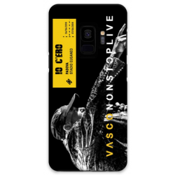 COVER VASCO ROSSI NONSTOPLIVE TOUR 2018 PADOVA per SAMSUNG GALAXY SERIE S, S MINI, A, J, NOTE, ACE, GRAND NEO, PRIME, CORE, MEGA