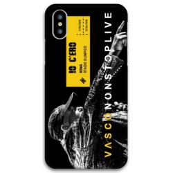 COVER VASCO ROSSI NONSTOPLIVE TOUR 2018 ROMA per iPhone 3gs 4s 5/5s/c 6s 7 8 Plus X iPod Touch 4/5/6 iPod nano 7