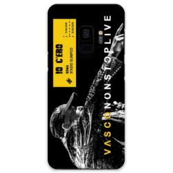 COVER VASCO ROSSI NONSTOPLIVE TOUR 2018 ROMA per ASUS HUAWEI LG SONY WIKO NOKIA HTC BLACKBERRY