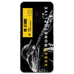 COVER VASCO ROSSI NONSTOPLIVE TOUR 2018 ROMA per SAMSUNG GALAXY SERIE S, S MINI, A, J, NOTE, ACE, GRAND NEO, PRIME, CORE, MEGA