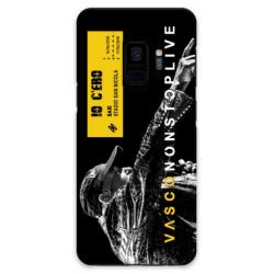 COVER VASCO ROSSI NONSTOPLIVE TOUR 2018 BARI per ASUS HUAWEI LG SONY WIKO NOKIA HTC BLACKBERRY