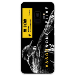 COVER VASCO ROSSI NONSTOPLIVE TOUR 2018 MESSINA per SAMSUNG GALAXY SERIE S, S MINI, A, J, NOTE, ACE, GRAND NEO, PRIME, CORE
