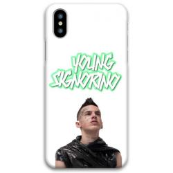 COVER YOUNG SIGNORINO per iPhone 3gs 4s 5/5s/c 6s 7 8 Plus X iPod Touch 4/5/6 iPod nano 7