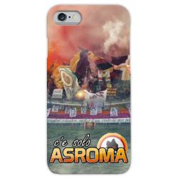 COVER C'è SOLO AS ROMA per iPhone 3gs 4s 5/5s/c 6s 7 8 Plus X iPod Touch 4/5/6 iPod nano 7