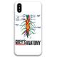 COVER GREY'S ANATOMY TUMORE per iPhone 3gs 4s 5/5s/c 6s 7 8 Plus X iPod Touch 4/5/6 iPod nano 7