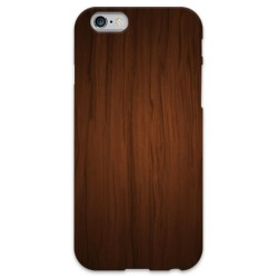 COVER FANTASIA LEGNO SCURO per iPhone 3g/3gs 4/4s 5/5s/c 6/6s Plus iPod Touch 4/5/6 iPod nano 7