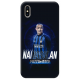 COVER Nainggolan INTER per iPhone 3g/3gs 4/4s 5/5s/c 6/6s Plus iPod Touch 4/5/6 iPod nano 7