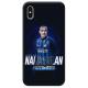 COVER Nainggolan INTER per iPhone 3g/3gs 4/4s 5/5s/c 6/6s Plus iPod Touch 4/5/6 iPod nano 7