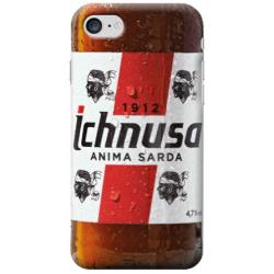 COVER BIRRA ICHNUSA per iPhone 3gs 4s 5/5s/c 6s 7 8 Plus X iPod Touch 4/5/6 iPod nano 7