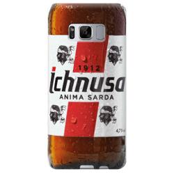 COVER BIRRA ICHNUSA per ASUS HUAWEI LG SONY WIKO NOKIA HTC BLACKBERRY
