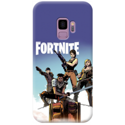 COVER FORTNITE per SAMSUNG GALAXY SERIE S, S MINI, A, J, NOTE, ACE, GRAND NEO, PRIME, CORE, MEGA