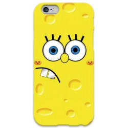 COVER SPONGEBOB 1 per iPhone 3g/3gs 4/4s 5/5s/c 6/6s Plus iPod Touch 4/5/6 iPod nano 7
