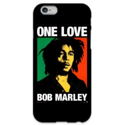 COVER BOB MARLEY ONE LOVE per iPhone 3g/3gs 4/4s 5/5s/c 6/6s Plus iPod Touch 4/5/6 iPod nano 7