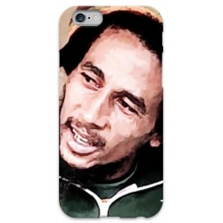 COVER BOB MARLEY per iPhone 3g/3gs 4/4s 5/5s/c 6/6s Plus iPod Touch 4/5/6 iPod nano 7