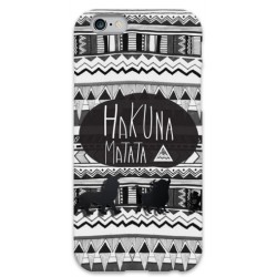 COVER HAKUNA MATATA BN per iPhone 3g/3gs 4/4s 5/5s/c 6/6s Plus iPod Touch 4/5/6 iPod nano 7