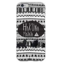 COVER HAKUNA MATATA BN per iPhone 3g/3gs 4/4s 5/5s/c 6/6s Plus iPod Touch 4/5/6 iPod nano 7
