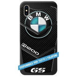 COVER BMW R 1200 GS per APPLE IPHONE SAMSUNG GALAXY HUAWEI ASUS LG ALCATEL SONY WIKO VODAFONE MICROSOFT NOKIA