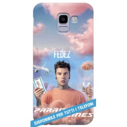 COVER FEDEZ PARANOIA AIRLINES per APPLE IPHONE SAMSUNG GALAXY HUAWEI ASUS LG ALCATEL SONY WIKO VODAFONE MICROSOFT NOKIA