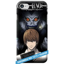 COVER DEATH NOTE per APPLE IPHONE SAMSUNG GALAXY HUAWEI ASUS LG ALCATEL SONY WIKO VODAFONE MICROSOFT NOKIA
