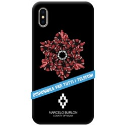 COVER TIPO MARCELO BURLON SNAKERS per APPLE IPHONE SAMSUNG GALAXY HUAWEI ASUS LG ALCATEL SONY WIKO VODAFONE MICROSOFT NOKIA