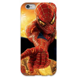 COVER SPIDERMAN 2 per iPhone 3g/3gs 4/4s 5/5s/c 6/6s Plus iPod Touch 4/5/6 iPod nano 7