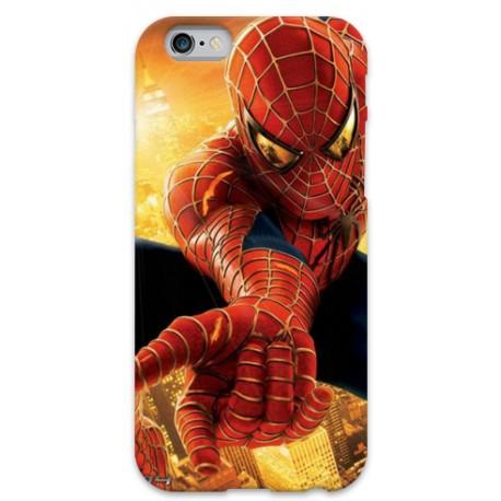 COVER SPIDERMAN 2 per iPhone 3g/3gs 4/4s 5/5s/c 6/6s Plus iPod Touch 4/5/6 iPod nano 7