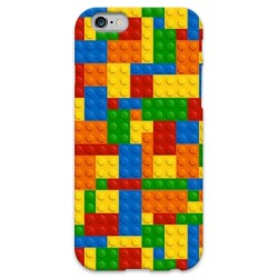 COVER COSTRUZIONI LEGO per iPhone 3g/3gs 4/4s 5/5s/c 6/6s Plus iPod Touch 4/5/6 iPod nano 7