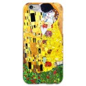 COVER IL BACIO DI KLIMT per iPhone 3g/3gs 4/4s 5/5s/c 6/6s Plus iPod Touch 4/5/6 iPod nano 7