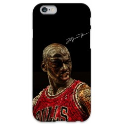 COVER MICHAEL JORDAN FIRMA per iPhone 3g/3gs 4/4s 5/5s/c 6/6s Plus iPod Touch 4/5/6 iPod nano 7