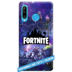 COVER FORTNITE 3 per APPLE IPHONE SAMSUNG GALAXY HUAWEI ASUS LG ALCATEL SONY WIKO XIOMI VODAFONE