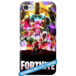 COVER FORTNITE 5 per APPLE IPHONE SAMSUNG GALAXY HUAWEI ASUS LG ALCATEL SONY WIKO XIOMI VODAFONE