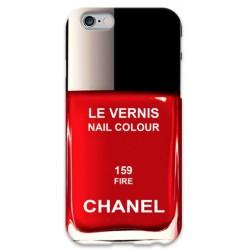 COVER CHANEL SMALTO LE VERNIS per iPhone 3g/3gs 4/4s 5/5s/c 6/6s Plus iPod Touch 4/5/6 iPod nano 7
