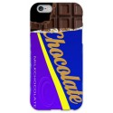 COVER TAVOLETTA CIOCCOLATO per iPhone 3g/3gs 4/4s 5/5s/c 6/6s Plus iPod Touch 4/5/6 iPod nano 7