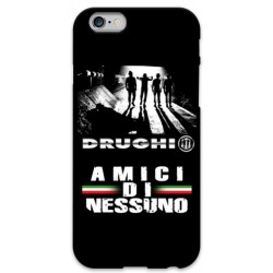 COVER DRUGHI AMICI DI NESSUNO per iPhone 3g/3gs 4/4s 5/5s/c 6/6s Plus iPod Touch 4/5/6 iPod nano 7