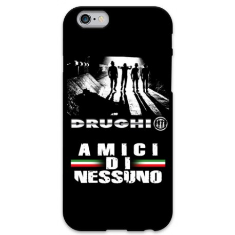 COVER DRUGNI AMICI DI NEZZUNO per iPhone 3g/3gs 4/4s 5/5s/c 6/6s Plus iPod Touch 4/5/6 iPod nano 7