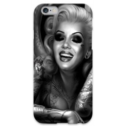 COVER MARILYN MONROE TATTOO 1 per iPhone 3g/3gs 4/4s 5/5s/c 6/6s Plus iPod Touch 4/5/6 iPod nano 7