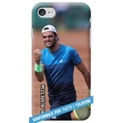 COVER MATTEO BERRETTINI TENNIS per APPLE IPHONE SAMSUNG GALAXY HUAWEI ASUS LG ALCATEL SONY WIKO VODAFONE