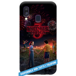 COVER Stranger Things 3 per APPLE IPHONE SAMSUNG GALAXY HUAWEI ASUS LG ALCATEL SONY WIKO XIAOMI