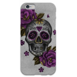 COVER TESCHIO MESSICANO ROSE per iPhone 3g/3gs 4/4s 5/5s/c 6/6s Plus iPod Touch 4/5/6 iPod nano 7