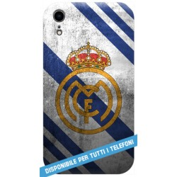 COVER CF Real Madrid per APPLE IPHONE SAMSUNG GALAXY HUAWEI ASUS LG ALCATEL SONY WIKO XIAOMI
