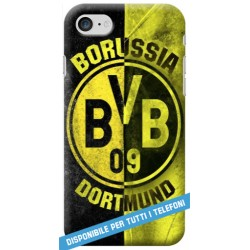 COVER BORUSSIA DORTMUND per APPLE IPHONE SAMSUNG GALAXY HUAWEI ASUS LG ALCATEL SONY WIKO XIAOMI