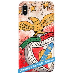 COVER BENFICA per APPLE IPHONE SAMSUNG GALAXY HUAWEI ASUS LG ALCATEL SONY WIKO XIAOMI